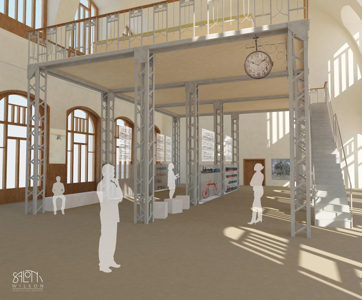 Interi ry a architektura for Salons wilson
